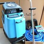 Our carpet cleaning machine