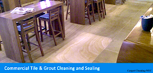 Commercial Tile & Grout Cleaning New York NYC