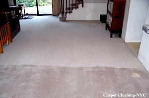 Carpet Cleaning in Manhattan