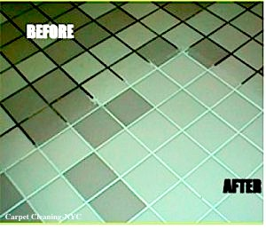 Restaurant Tile & Grout Cleaning New York NYC