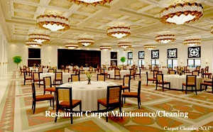 Restaurant carpet cleaning NYC New York